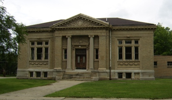 Xenia's Carnegie Library