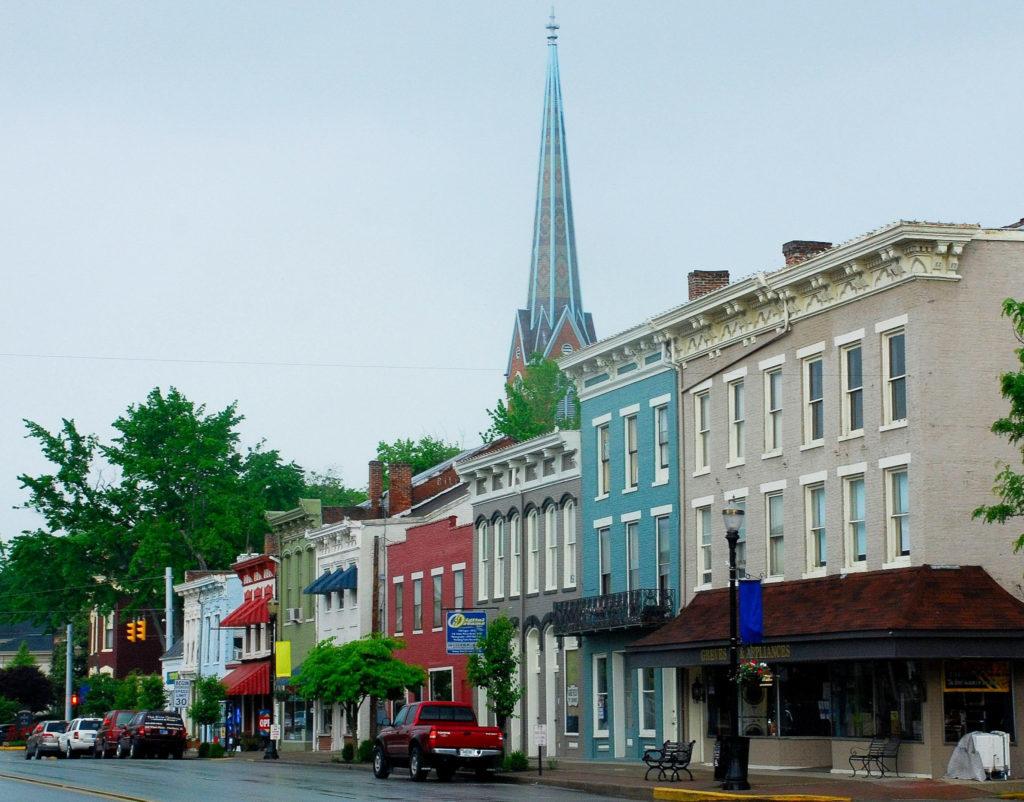 Madison Main Street Seeks Executive Director Heritage